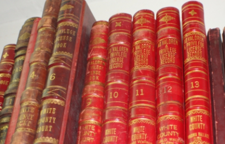Archived Court Books