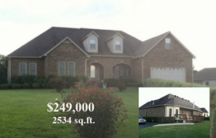 Look what $249,000 will buy in White County