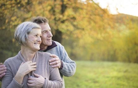 Photo of retirees
