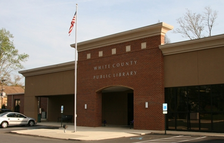 Photo of the White County Public Library